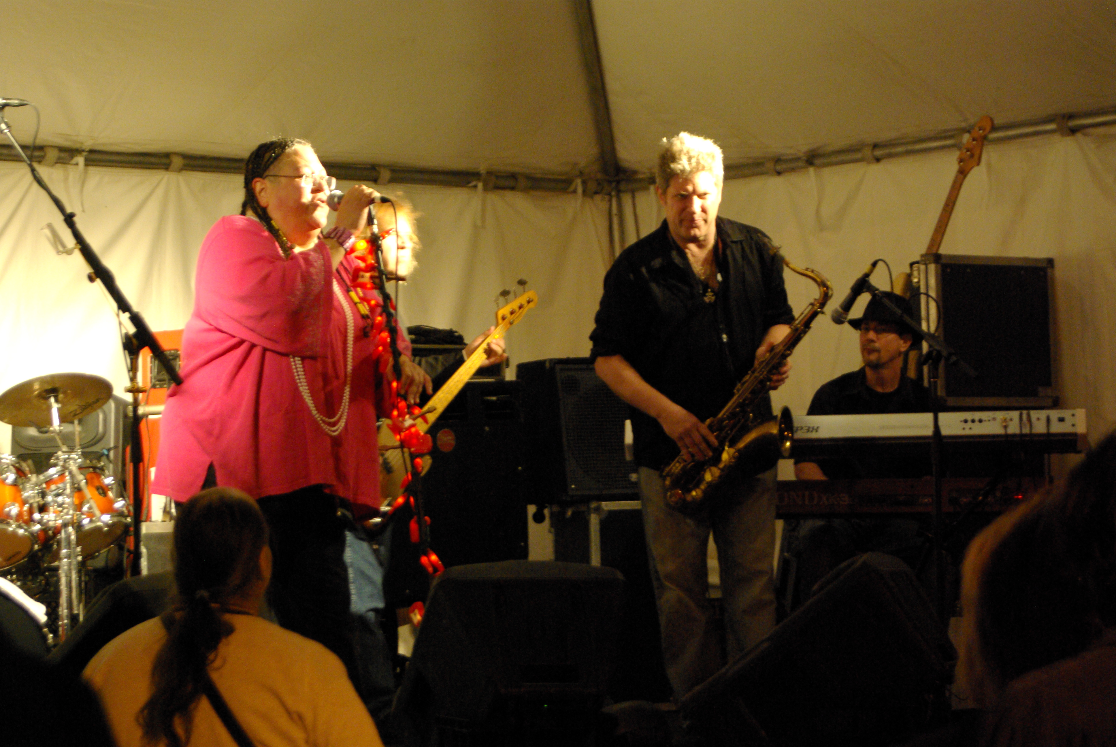 jill west at festival