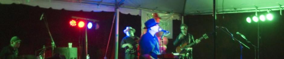 The Bill Ali Band in 2013